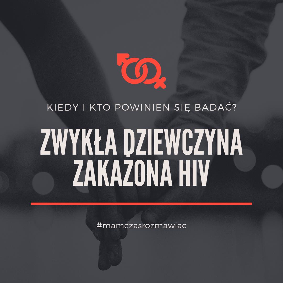 Spotyka się z mężczyzną z HIV