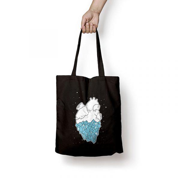 NOWA torba z sercem
