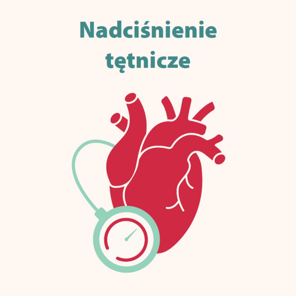 Nadciśnienie tętnicze - najważniejsze informacje - informator dla pacjenta