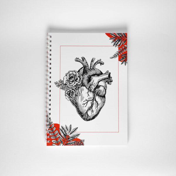 NOWY Notes z sercem